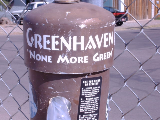 greenhaven merch